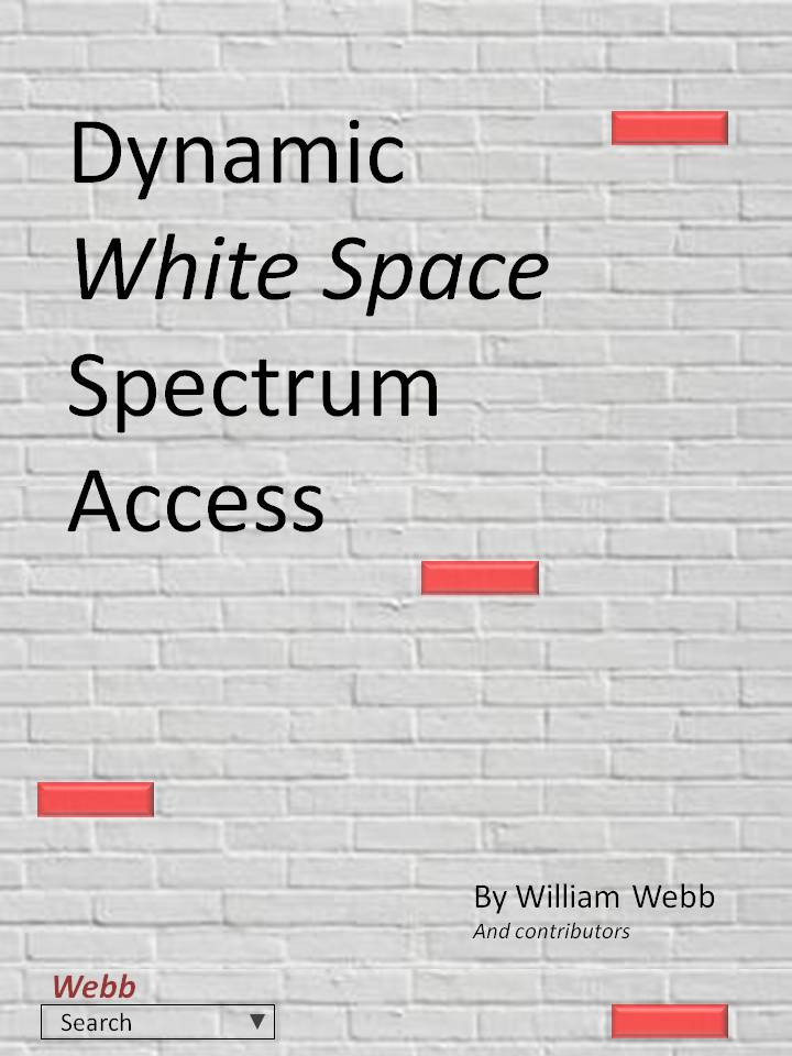 White Space Book Front Cover
